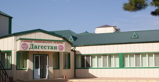 Главное здание училища